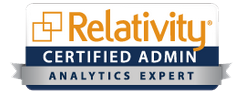 Relativity Certified Admin Analytics Expert